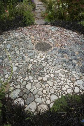 Mosaic Patio 156